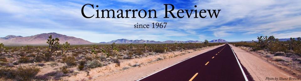 Cimarron Review logo